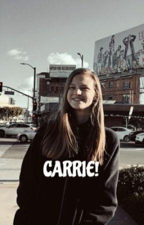CARRIE by gaybev