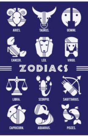 Zodiacs: Summer Break! by Rainbowhead456