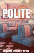 POLITE | Nikki Sixx by dartuha