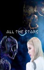 ALL THE STARS  ─Erik Killmonger by BlackVelvet999