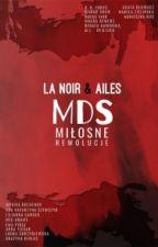 Symfonia znaków (Całość w antologii MDS: Miłosne Rewolucje) by Meg_Adams