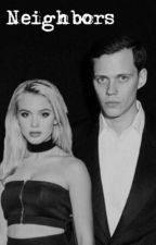 Neighbors / Bill Skarsgård & Zara Larsson by somebodyelzes