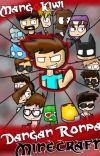 Dangan Ronpa Minecraft cover
