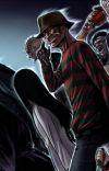 Horror Asylum (slashers X reader) BOOK 2 cover