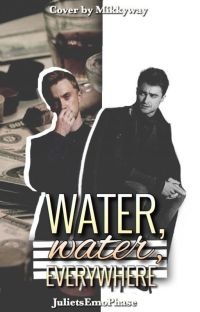 Water, Water, Everywhere (A Drarry FanFiction) cover