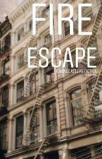 Fire Escape||Adopted by Hamilcast Fanfiction by RosaPenn