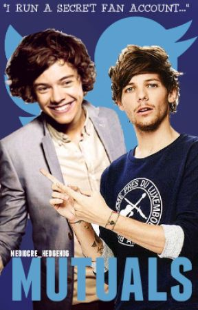 Mutuals ✔ // (Larry Stylinson) by mediocre_hedgehog