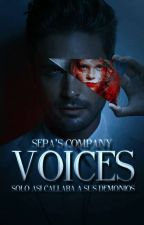 Voices. by XMooseX