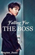 Falling For The Boss • JJK ✔️ by bangtan_books