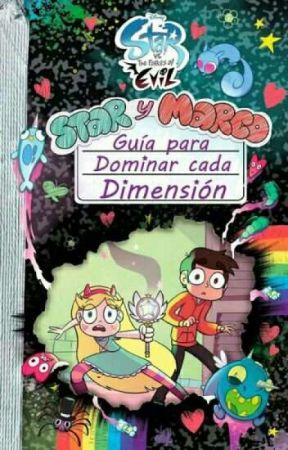 la guía de Star y marcó para dominar  dimensión by StarButterflyMEWNI32