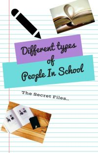 Different Types Of People In School cover