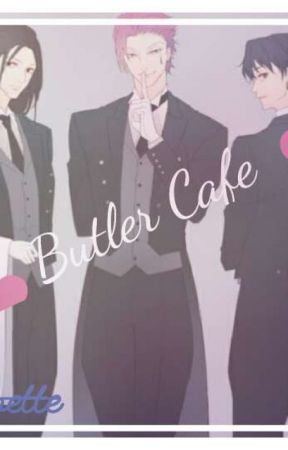Butler Cafe (HxH X Reader AU) by janettehere