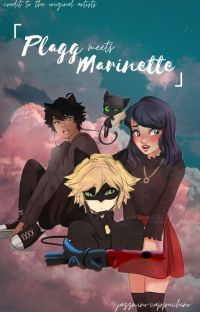 Plagg meets Marinette cover