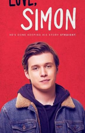 Love,Simon y Love, Victor (Facts)  by Aria2003m