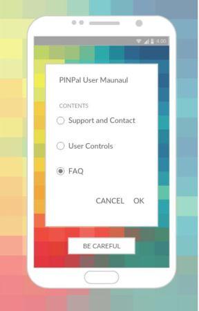 PINPal User Manual by JAN_HelpAndService