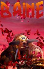 Baine Pocahontas by KuroYuki666
