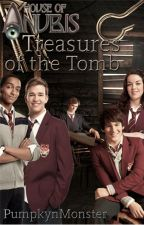 TREASURES OF THE TOMB // house of anubis season 4 by PumpkynMonster