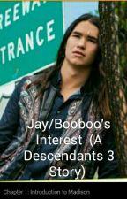 Jay/Booboo's Love Interest (A Descendants 3 story)  by bandgeek95