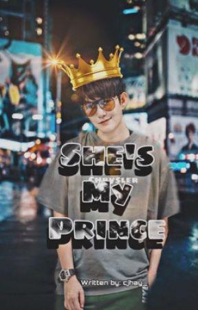 She's My Prince by cjhay__