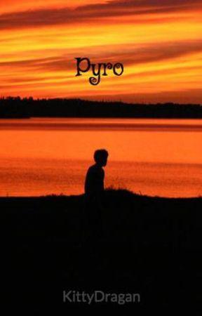 Pyro by KittyDragan