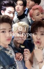 GOT7 ideal types by fraoulinos