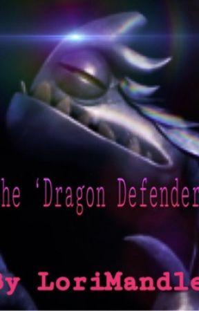 The 'Dragon Defender' by LoriMandle