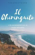 Racconti di un Chiringuito by thegreatnorb