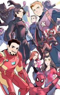 Avengers parent scenarios cover