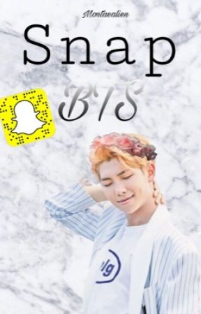 SNAP BTS by montaealien