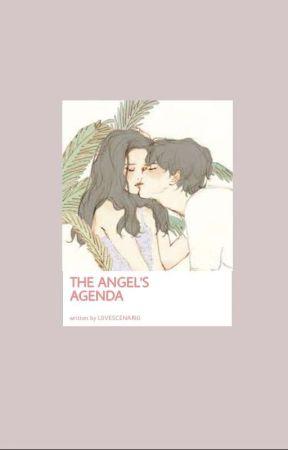 THE ANGEL'S AGENDA / YOONMIN by L0VESCENARI0