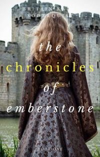 The Chronicles of Emberstone (#Wattys2018 Longlist) cover