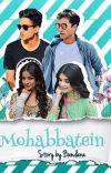 Mohabbatein cover