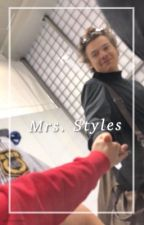 Mrs. Styles by solarrevans