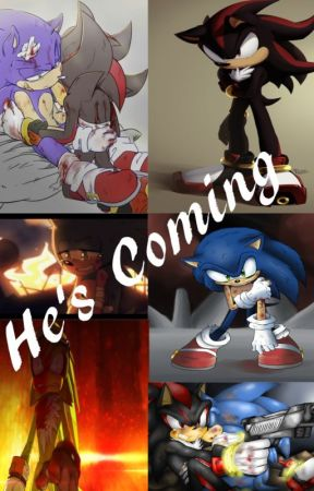 He's Coming by cis4cookie16