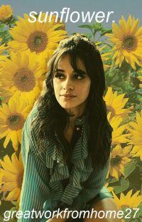 sunflower. // camila/you cover