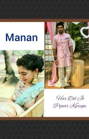 Manan :- Har Dil Jo Pyaar Karega  by MonsterAngel96