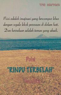 """Puisi Imajiku """"Rindu Terbelah"""" cover"""