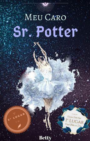 Meu Caro Sr. Potter by Roberta6leia