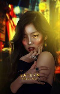 SATURN | Premades. cover