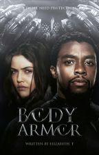 BODY ARMOR - t'challa udaku {black panther} UNDER REVIEW by ANPANWO-MAN