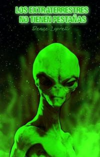 Los extraterrestres no tienen pestañas cover