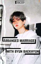 Arranged Marriage With Byun Baekhyun   Byun Baekhyun by zionlicht