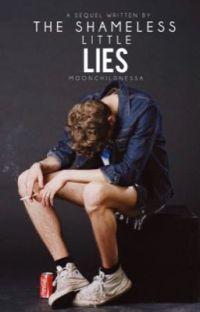 The Shameless Little Lies #2   cover