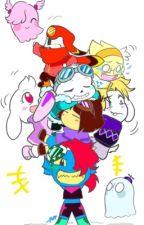 Quantumtale:The Adventures Of Misuku Dreemurr!(TK!Sans x Misuku) by TKSans