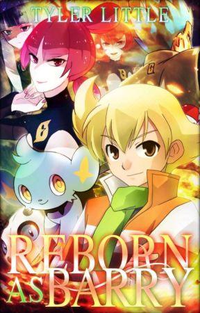Reborn As Barry by LittleTyrunt