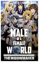 Male In a Female World [Male!Reader x Infinite Stratos] by TheWidowMaker