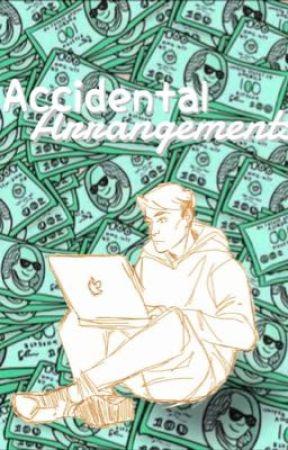 Accidental Arrangements(Erwin x Levi) by C_123_4