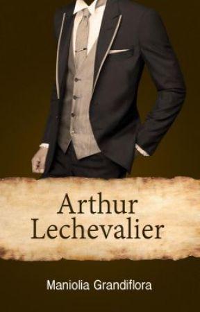 Arthur Lechevalier by MagnoliaGrandiflora