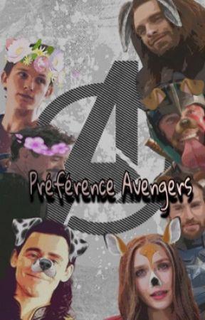 Préférences Avengers by maraille