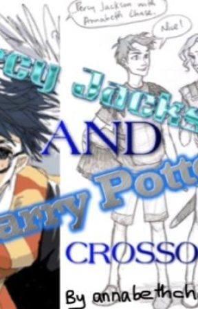 (BOOK ONE) Harry Potter and Percy Jackson crossover by annabethchase916
